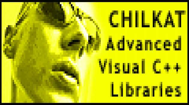 Chilkat Email Class Library for VC++ 8.0