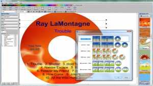 AudioLabel CD/DVD Cover Maker