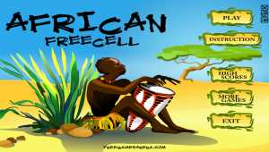 African Freecell