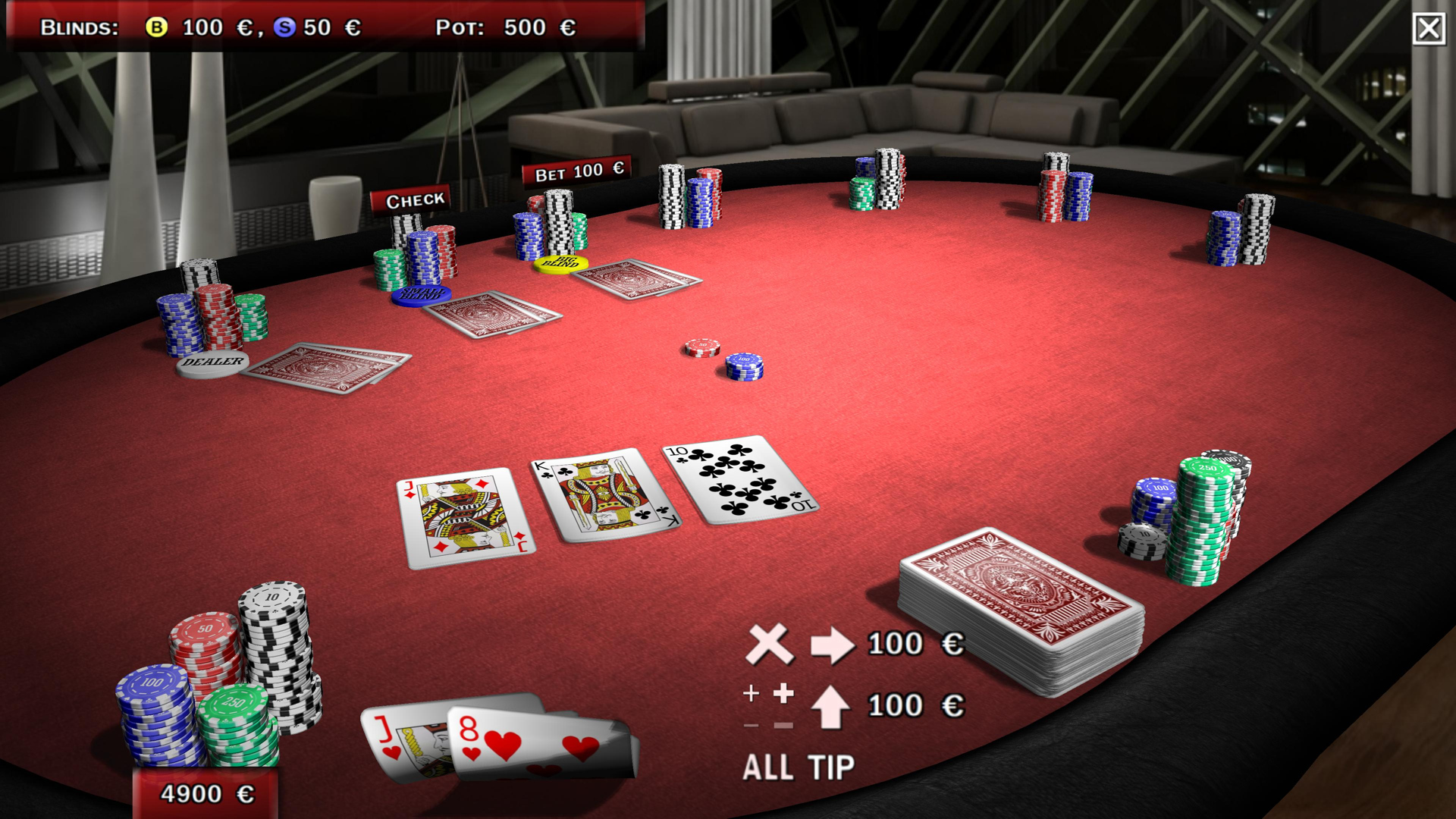 Trendpoker 3D Community Edition
