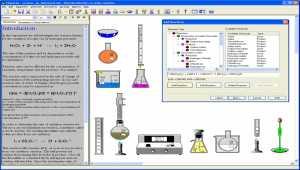 Model ChemLab