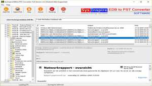SysInspire Exchange Mailbox Recovery