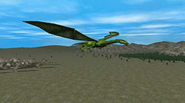 3D Dragons