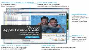 Movavi Apple TV Video Suite