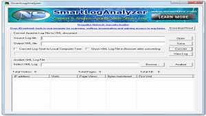 SmartLogAnalyzer