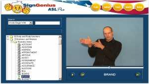 SignGenius ASL Pro