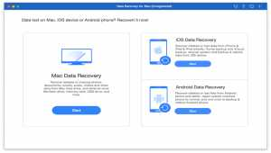 Apeaksoft Data Recovery for Mac