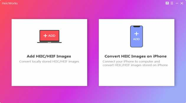 Tenorshare HEIC Converter for Mac