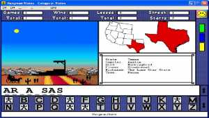 Hangman States for Windows
