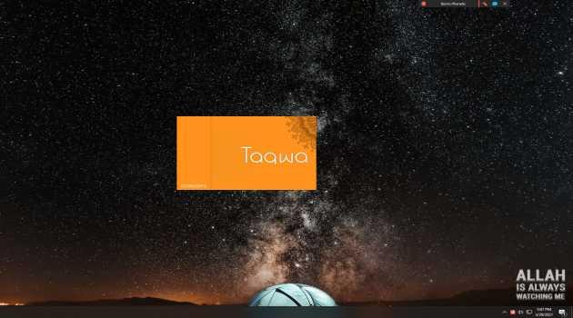 Taqwa - A Useful Reminder