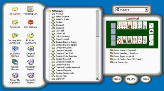 Freecell Collection