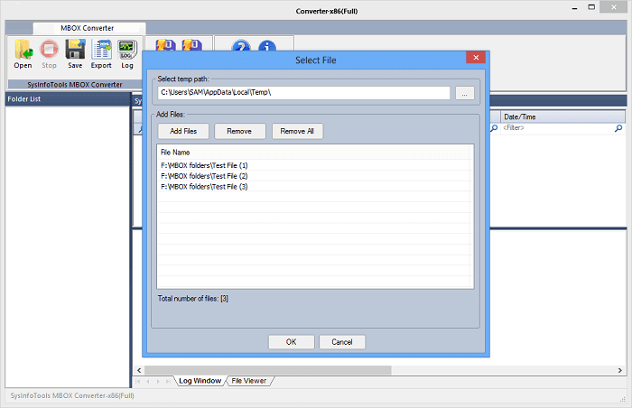 Thunderbird to Outlook Converter Windows