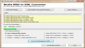 Transfer Outlook Messages to Windows Live Mail