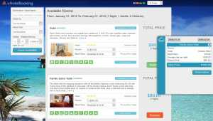 Reservation Wizard for uHotelBooking