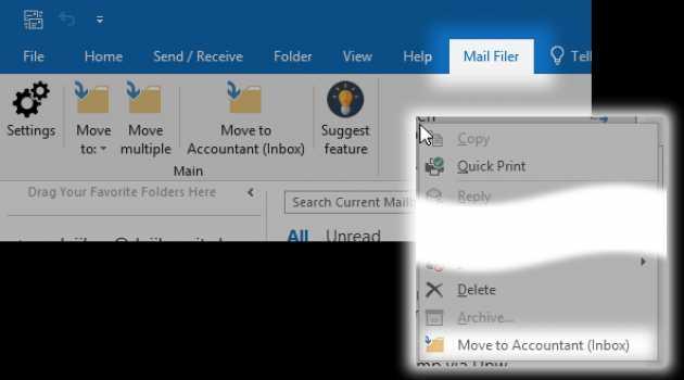 Mail Filer