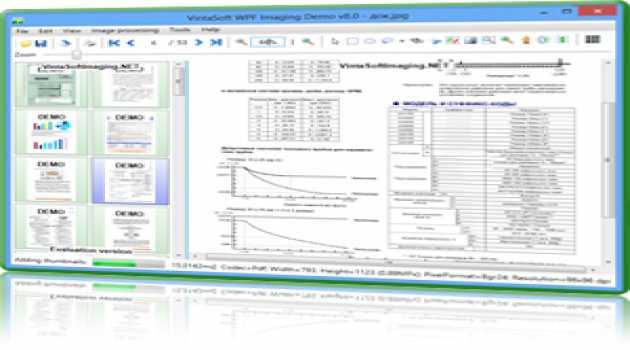 VintaSoft Imaging .NET SDK