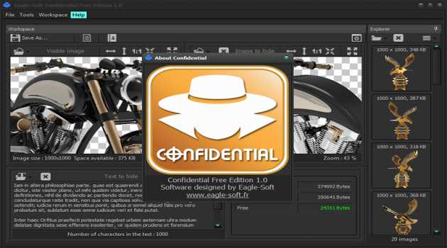 Confidential Free Edition
