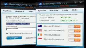 SecurityVPN Client