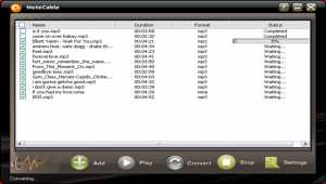 NoteCable Audio Converter