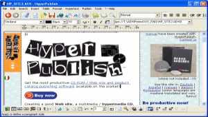 HyperPublish - Web CD product catalog