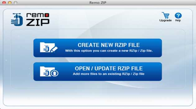 Remo Zip for MAC
