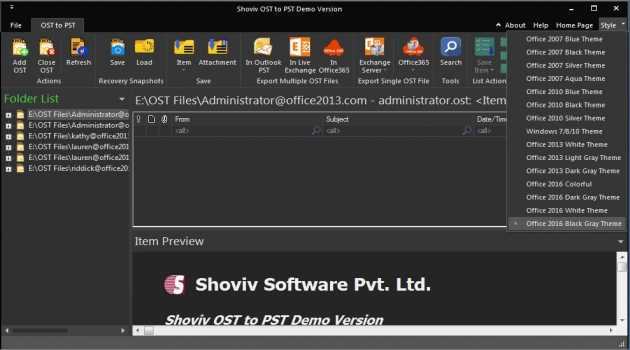 Convert OST to PST Step by Step
