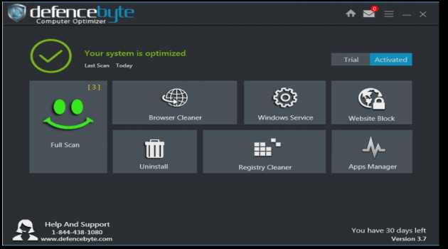 Defencebyte PC Optimiser
