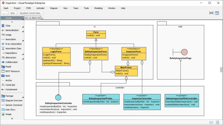Visual Paradigm Enterprise