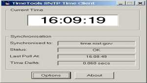 Windows NTP Time Server Client