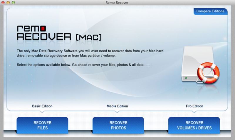 Remo Photo Recovery Mac