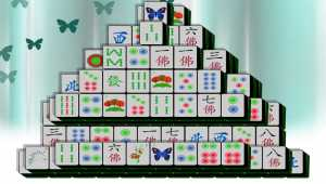 Witch Hat Mahjongg Tiles