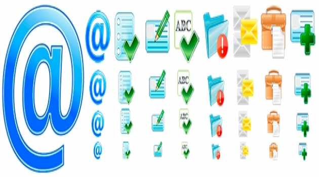 Email Icons Pack