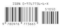 ISBN Book Barcode Package
