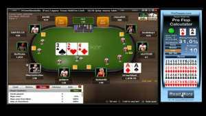 PreFlopper Texas Holdem Poker Calculator