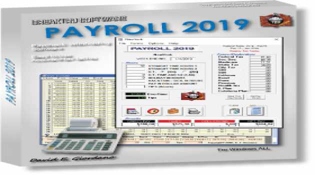 Breaktru Payroll 2019