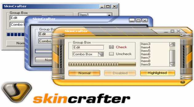 SkinCrafter.NET