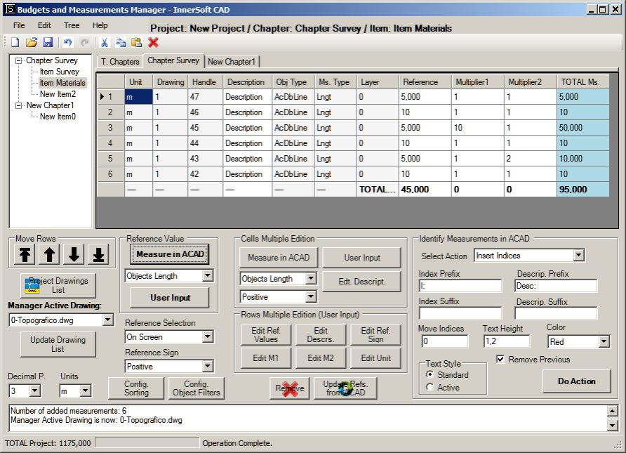 InnerSoft CAD for AutoCAD 2011