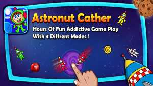 Astronaut Catcher For Kindle Fire