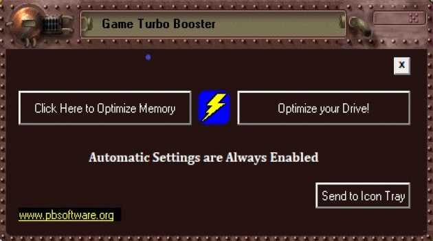 Game Turbo Booster