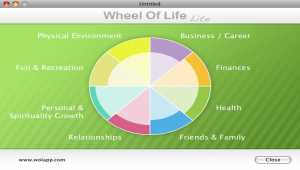 Wheel Of Life Lite Mac