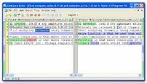 Compare PDF