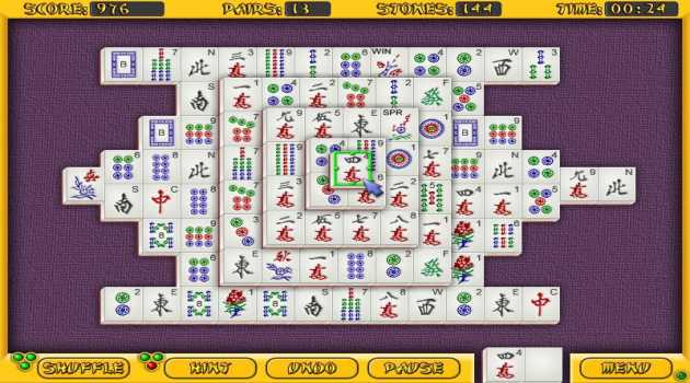 All-Time Mahjongg