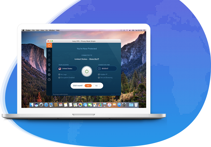 Ivacy for Mac