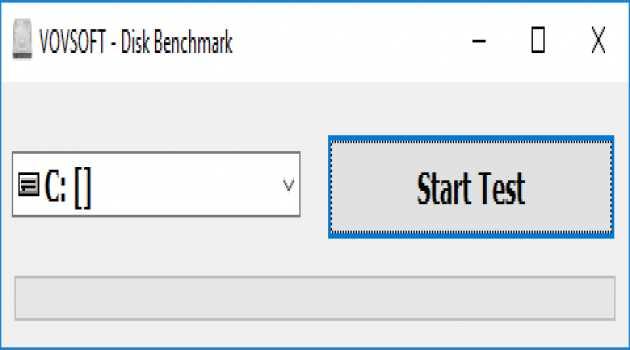 Vov Disk Benchmark