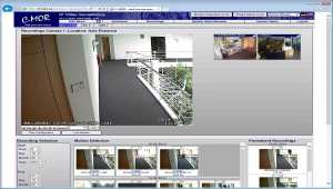 C-MOR IP Video Surveillance Software