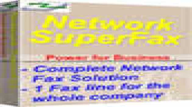 Network SuperFax