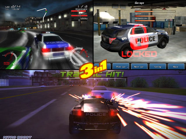 Police Games Pack