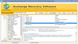 Recover Exchange Server Database