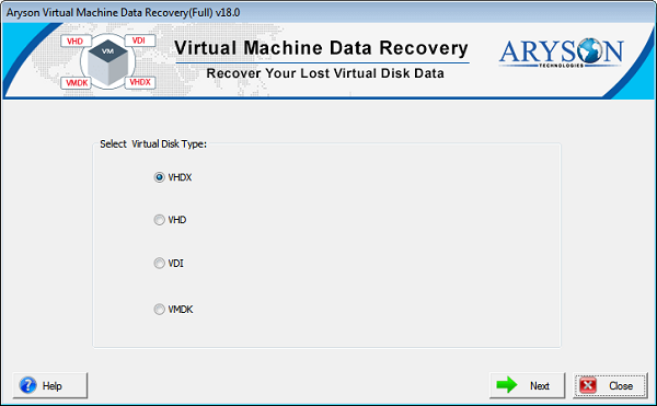 Virtual Machine Data Recovery