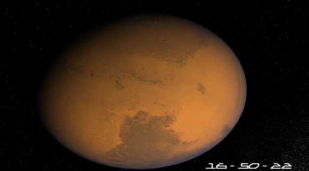 Planet Mars 3D Screensaver